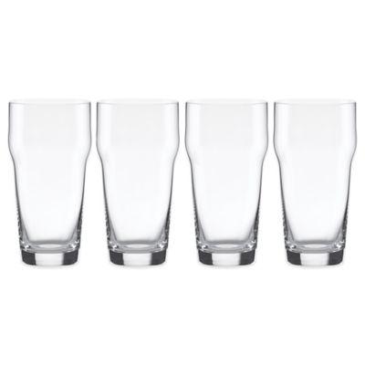 Lenox® Tuscany Classics® 20 oz. Craft Beer Pint Glasses (Set of 4)