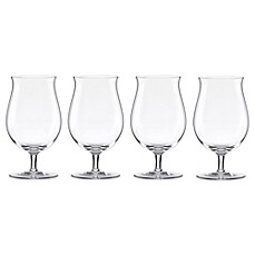 Lenox® Tuscany Classics® 18 oz. Stemmed Pilsner Glasses (Set of 4)