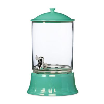 Fiesta® Beverage Server in Turquoise
