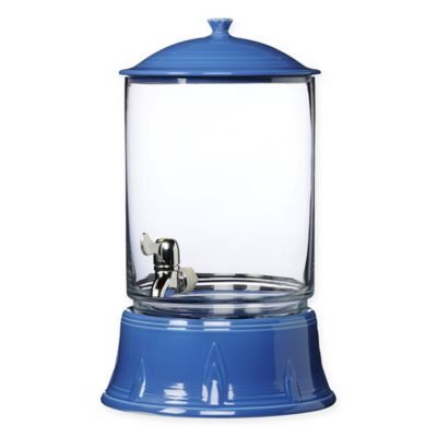 Fiesta® 17-Inch Beverage Server in Lapis