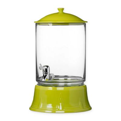 Fiesta® Beverage Server in Lemongrass