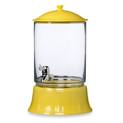 Fiesta® Beverage Server in Sunflower
