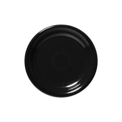 Fiesta® Appetizer Plate in Black