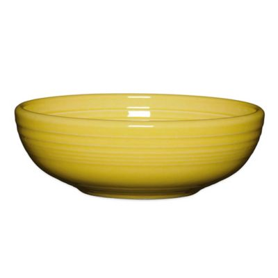 Fiesta® Medium Bistro Bowl in Sunflower