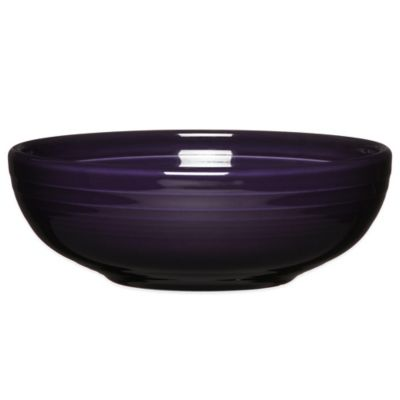Fiesta® Medium Bistro Bowl in Plum