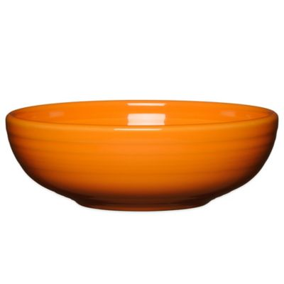 Fiesta® Medium Bistro Bowl in Tangerine