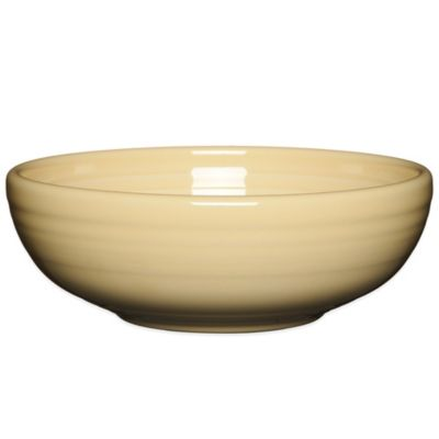 Fiesta® Medium Bistro Bowl in Ivory