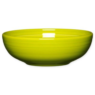 Fiesta® Medium Bistro Bowl in Lemongrass