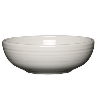 Fiesta® Medium Bistro Bowl in White
