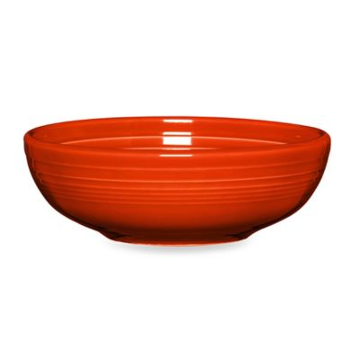 Fiesta® Large Bistro Bowl in Poppy