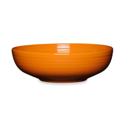 Fiesta® Large Bistro Bowl in Tangerine