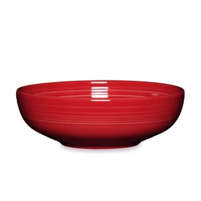 Fiesta® Large Bistro Bowl in Scarlett