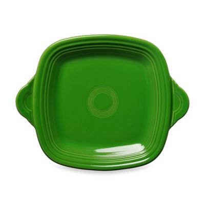 Fiesta® Square Handled Serving Tray in Shamrock