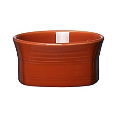 Fiesta® Square Soup Bowl in Paprika