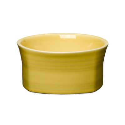 Fiesta® Square Soup Bowl in Sunflower