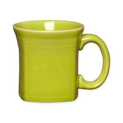 Fiesta® Square Mug in Lemongrass