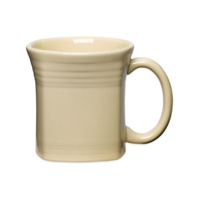 Fiesta® 1Square Mug in Ivory