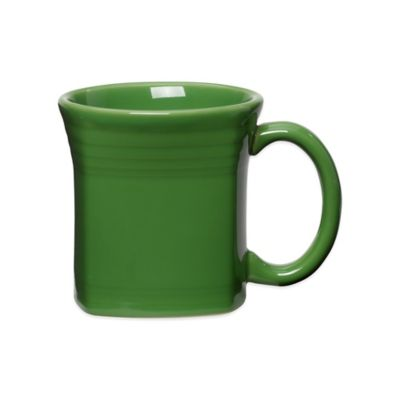 Fiesta® Square Mug in Shamrock