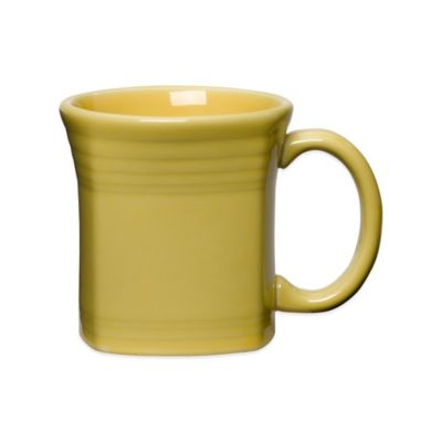 Fiesta® Square Mug in Sunflower