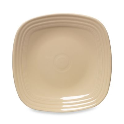 Fiesta® Square Dinner Plate in Ivory