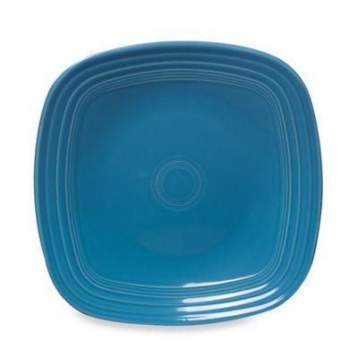 Fiesta® Square Dinner Plate in Peacock