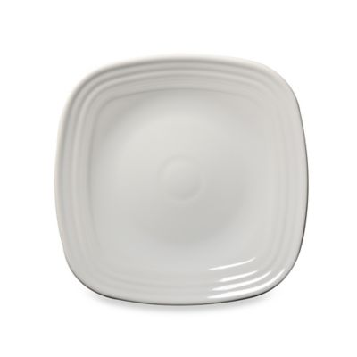 Fiesta® Square Dinner Plate in White