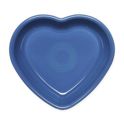 Fiesta® Medium Heart Bowl in Lapis
