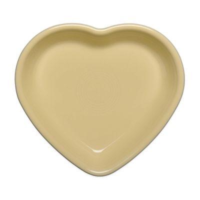 Fiesta® Medium Heart Bowl in Ivory