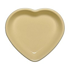 Fiesta® Medium Heart Bowl in Ivory