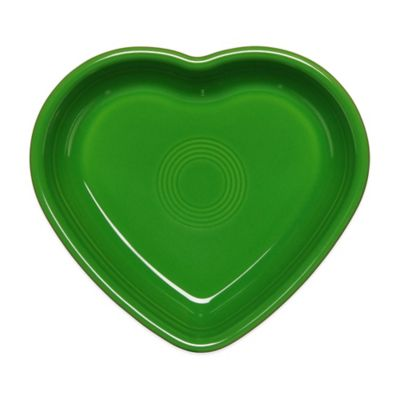 Fiesta® Medium Heart Bowl in Shamrock