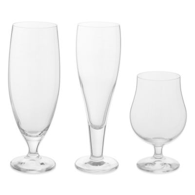 Dartington Crystal Drinking Gifts Three Cheers for Beer Set (Set of 3)
