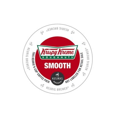 Keurig® K-Cup® Pack 18-Count Krispy Kreme Doughnuts® Smooth Light Roast Coffee