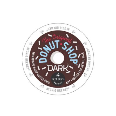 K-Cup® 18-Count The Original Donut Shop® Dark Coffee for Keurig® Brewers