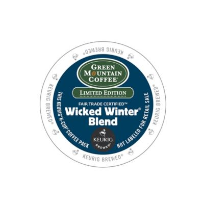Keurig® K-Cup® Pack 18-Count Green Mountain Coffee® Wicked Winter Blend