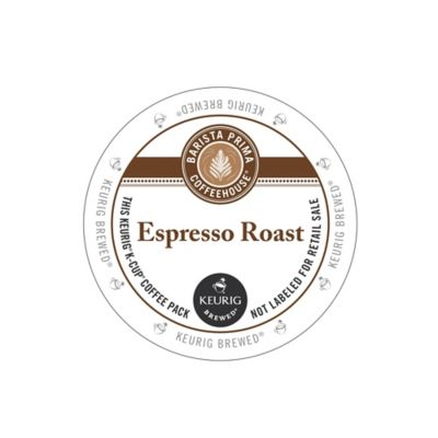 Keurig® 18-Count Barista Prima Coffeehouse™ Espresso Roast for Keurig® Brewers