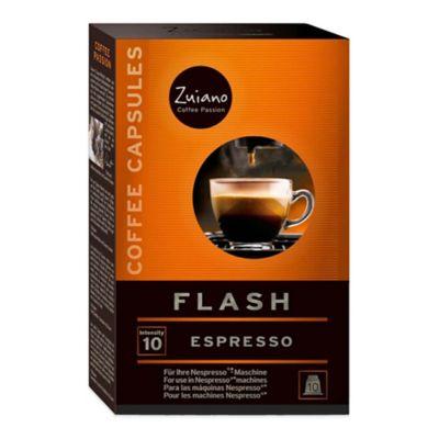 Zuiano 10-Count Espresso Flash Capsules