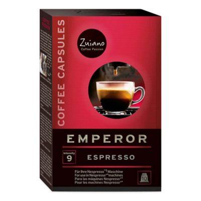 Zuiano 10-Count Espresso Emperor Capsules