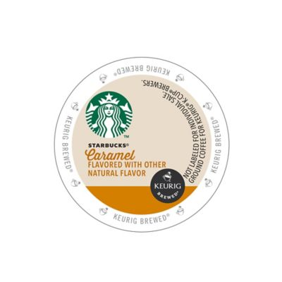 Caramel Coffee K-Cups