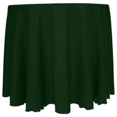 Hunter Round Tablecloth