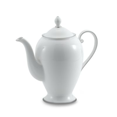 Mikasa® Cameo Platinum 44-Ounce Coffee Pot