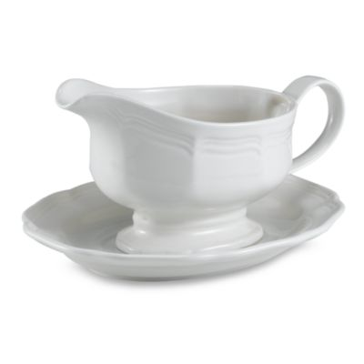 French Countryside Gravy Boat