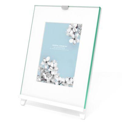 Swing Design™ 8-Inch x 10-Inch Easel Frame in White