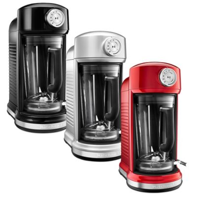 KitchenAid® Torrent™ Magnetic Drive Blender in Sugar Pearl Silver