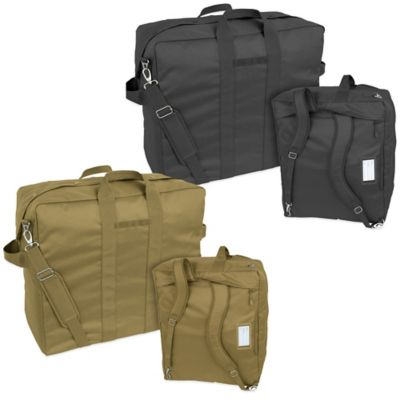 Mercury Luggage/Seward Trunk Code Alpha™ Kit Bag and Backpack in Coyote