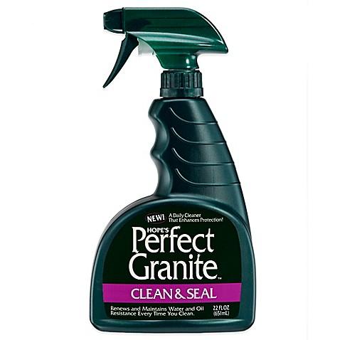 Hope S Perfect Granite Clean And Seal Www