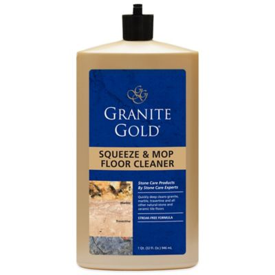 Granite Gold® Squeeze & Mop Floor Cleaner