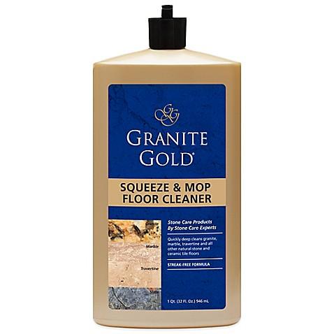 Buy Granite Gold 174 Squeeze Amp Mop Floor Cleaner From Bed