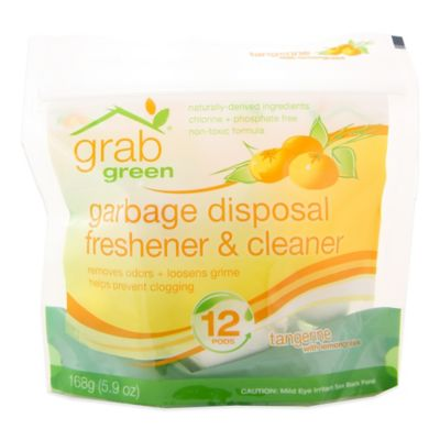 Garbage Disposal Freshener and Cleaner