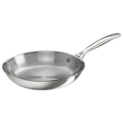 Le Creuset® 8-Inch Tri-Ply Stainless Steel Open Fry Pan