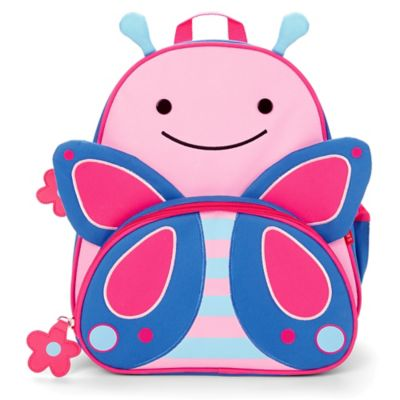 SKIP*HOP® Zoo Pack Little Kid Backpack in Butterfly